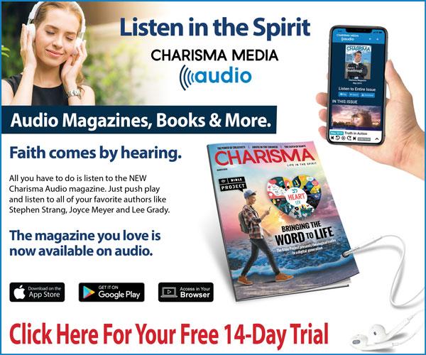 Listen in the Spirit