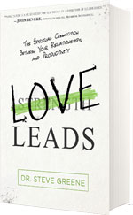 Love Leads cover