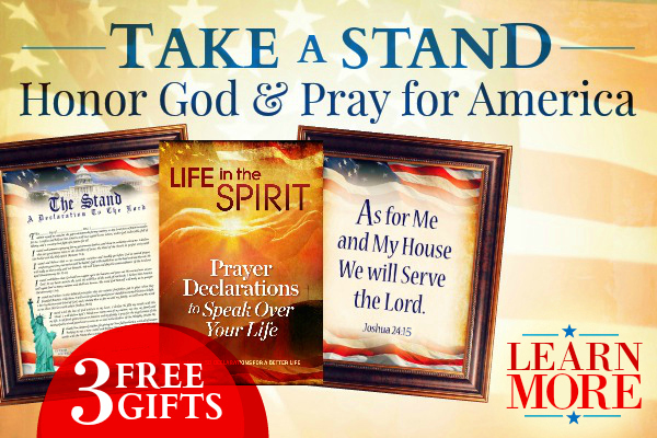 The Stand - Prayer Declarations For Your Life