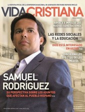 Vida Cristiana magazine cover