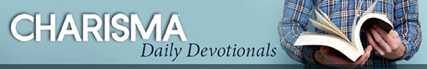 Charisma Daily Devotionals