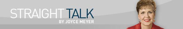 Straight Talk, with Joyce Meyer