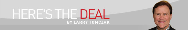 Here's the Deal, from Larry Tomczak