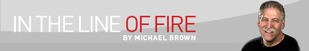 In the Line of Fire, with Michael Brown