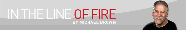 In the Line of Fire, from Michael Brown